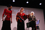 Dominique Morisseau, Lisa Bostnar & Betsy von Furstenberg (ATWT's Lisa Grimaldi) and A/W) - Celebrating Women Artists Over 40 - The New York Coalition of Professional Women in the Arts & Media, INC. in association with American Federation of Television & Radio Artists and the Screen Actors Guild presents VintAGE on March 1, 2010 at Peter Norton Symphony Space, New York City, New York. (Photo by Sue Coflin/Max Photos)