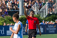 Allston, MA - Saturday August 19, 2017: Gustavo Solorio during a regular season National Women's Soccer League (NWSL) match between the Boston Breakers and the Orlando Pride at Jordan Field.
