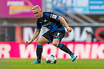 05.10.2019, Benteler Arena, Paderborn, GER, 1.FBL, SC Paderborn 07 vs 1. FSV Mainz 05<br /><br />DFL REGULATIONS PROHIBIT ANY USE OF PHOTOGRAPHS AS IMAGE SEQUENCES AND/OR QUASI-VIDEO.<br /><br />im Bild / picture shows<br />Kai Pröger / Kai Proeger (Paderborn #09), <br /><br />Foto © nordphoto / Ewert