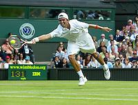 29-6-06,England, London, Wimbledon, second round match,  Kendrick