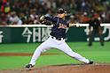 Toshiya Sugiuchi (JPN), .MARCH 2, 2013 - WBC : .2013 World Baseball Classic .1st Round Pool A .between Japan 5-3 Brazil .at Yafuoku Dome, Fukuoka, Japan. .(Photo by YUTAKA/AFLO SPORT) [1040]