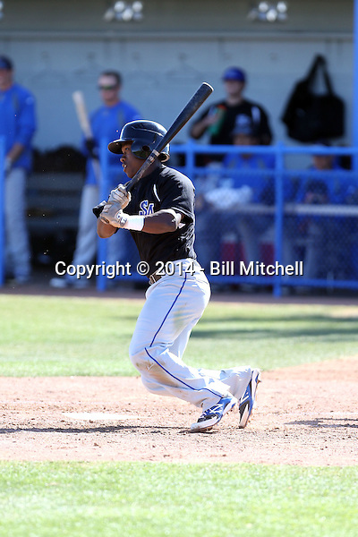 Melvin Gray - 2014 South Mountain CC Cougars (Bill Mitchell)