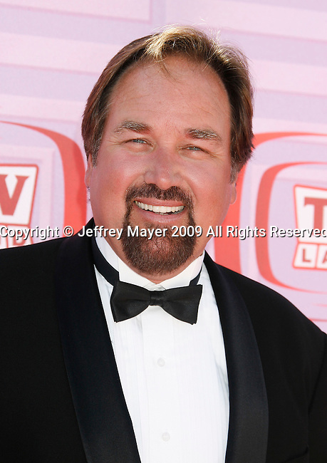 UNIVERSAL CITY, CA. - April 19: Richard Karn arrives at the 2009 TV Land Awards at the Gibson Amphitheatre on April 19, 2009 in Universal City, California.