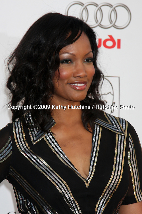 Garcelle Beauvais-Nilon arriving at the 14th Annual Los Angeles Antiques Show Opening Night Preview Party Benefiting P.S. Arts at Barker Hanger in.Santa Monica, California on April 22, 2009.©2009 Kathy Hutchins / Hutchins Photo....                .