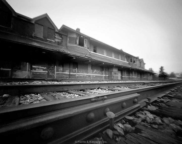 Erie Train Station, Salamanca, N.Y.