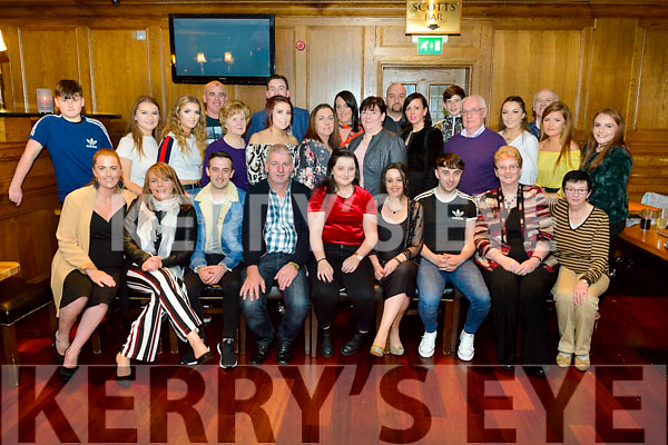Alyssa O'Sullivan from Kilcummin celebrated her 18th birthday surrounded by friends and family in the Scotts Hotel, Killarney last Saturday night.
