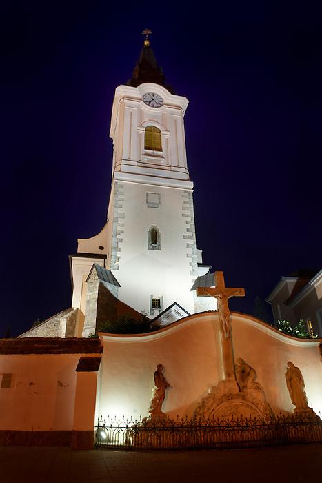 The Church of St Francis -  Kecskemét , Hungary