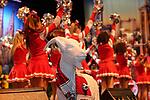 27. 02.2019, Maritim Hotel , Koeln,  GER, Karnevalssitzung des 1. FC Koeln , <br /> <br /> im Bild / picture shows: <br /> Kindercheerleader des FC Koeln<br /> <br /> Foto © nordphoto / Meuter