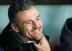 Coach Luis Enrique Martinez Garcia of FC Barcelona during their Copa del Rey Round of 16 first leg match between Athletic Club and FC Barcelona at San Mames Stadium on 05 January 2017 in Bilbao, Spain. Photo by Victor Fraile / Power Sport Images