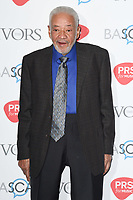 Bill Withers<br /> at The Ivor Novello Awards 2017, Grosvenor House Hotel, London. <br /> <br /> <br /> ©Ash Knotek  D3267  18/05/2017