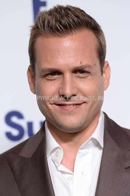 WWW.ACEPIXS.COM<br /> May 15, 2014 New York City<br /> <br /> Gabriel Macht attending NBCUniversal Cable Entertainment Upfront at the Javits Center in New York City on Thursday, May 15, 2014.<br /> <br /> Please byline: Kristin Callahan/ACE Pictures<br /> <br /> ACEPIXS.COM<br /> <br /> Tel: (212) 243 8787 or (646) 769 0430<br /> e-mail: info@acepixs.com<br /> web: http://www.acepixs.com