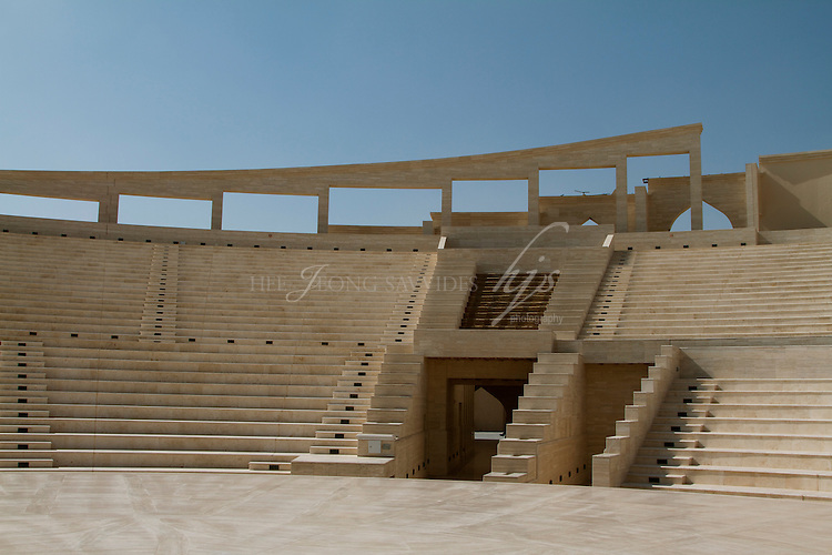 Amphitheater in Katara, the Cultural Village, West Bay, Doha, Qatar | Nov 10