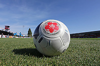 The National League ball during Dagenham & Redbridge vs Hartlepool United, Vanarama National League Football at the Chigwell Construction Stadium on 14th September 2019