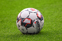 Derbystar Bundesliga Fussball auf dem Feld - 31.03.2019: Eintracht Frankfurt vs. VfB Stuttgart, Commerzbank Arena, DISCLAIMER: DFL regulations prohibit any use of photographs as image sequences and/or quasi-video.