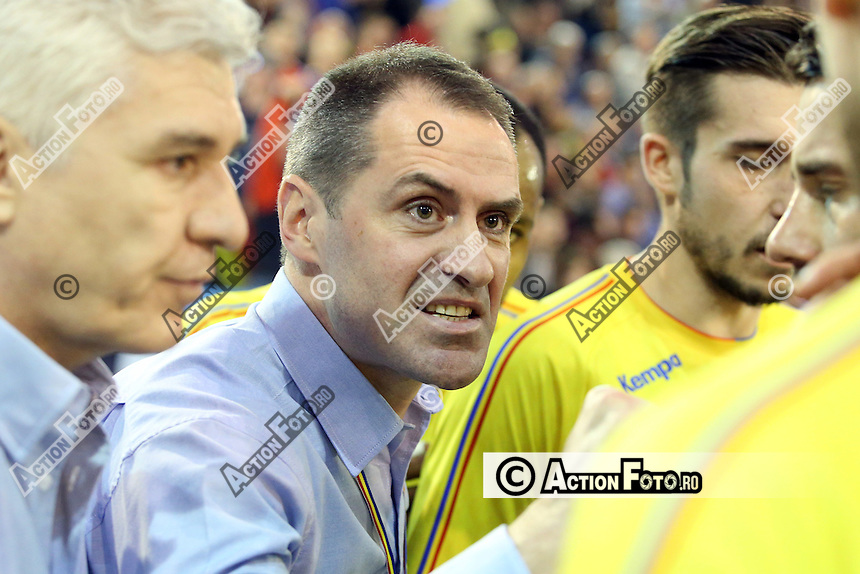 Sandu Iacob antrenor secund al Romaniei