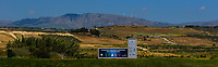 The 2nd tee during Round 3 of the Rocco Forte Sicilian Open 2018 on Saturday 12th May 2018.<br /> Picture:  Thos Caffrey / www.golffile.ie<br /> <br /> All photo usage must carry mandatory copyright credit (&copy; Golffile | Thos Caffrey)