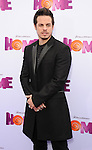 Casper Smart arriving at the Los Angeles premiere of Home, held at Regency Village Theater on March 22, 2015