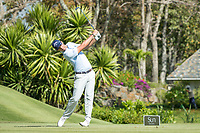 Matteo Manassero (ITA) during the 2nd round of the AfrAsia Bank Mauritius Open, Four Seasons Golf Club Mauritius at Anahita, Beau Champ, Mauritius. 30/11/2018<br /> Picture: Golffile | Mark Sampson<br /> <br /> <br /> All photo usage must carry mandatory copyright credit (&copy; Golffile | Mark Sampson)
