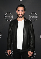 WEST HOLLYWOOD, CA - JANUARY 9: Josh Bowman, at the Lifetime Winter Movies Mixer at Studio 4 at The Andaz Hotel in West Hollywood, California on January 9, 2019. Credit:Faye Sadou/MediaPunch