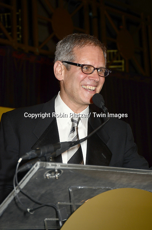 David Steinberger attends the 2012 National Book Awards Dinner and Ceremony on November 14, 2012 at Cipriani Wall Street in New York City.