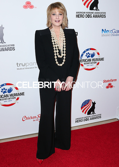 BEVERLY HILLS, CA, USA - SEPTEMBER 27: Cristina Ferrare arrives at the 4th Annual American Humane Association Hero Dog Awards held at the Beverly Hilton Hotel on September 27, 2014 in Beverly Hills, California, United States. (Photo by Xavier Collin/Celebrity Monitor)