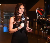 DALLAS, TX - MARCH 16: Fox's Heidi Androl at the Errol Spence Jr. vs Mikey Garcia IBF  World Welterweight Championship fight at the Fox Sports PBC Pay-Per-View fight night at AT&T Stadium on March 16, 2019 in Dallas, Texas. (Photo by Frank Micelotta/Fox Sports/PictureGroup)
