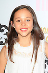 LOS ANGELES - APR 27: Breanne Yde at Ryan Newman's Glitz and Glam Sweet 16 birthday party at the Emerson Theater on April 27, 2014 in Los Angeles, California