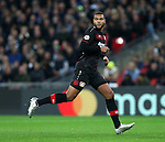 Leverksen's Jonathan Tah in action during the Champions League group E match at the Wembley Stadium, London. Picture date November 2nd, 2016 Pic David Klein/Sportimage
