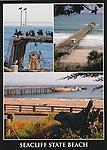FB 388, Seacliff State Beach, 5x7 postcard