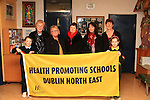 Ballymakenny School Health Flag 16-12-11