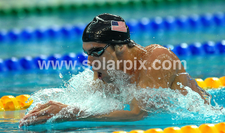 **ALL ROUND PICTURES FROM SOLARPIX.COM**.**SYNDICATION RIGHTS FOR UK, SPAIN, PORTUGAL, AUSTRALIA, S.AFRICA & DUBAI (U.A.E) ONLY**.The 2008 Olympic Games Day 4 at the Swimming and National Aquatic Centre in Beijing, China. .This  pic:Michael Phelps.JOB REF:7000-PHZ/Insidefoto   DATE:10_08_08 .**MUST CREDIT SOLARPIX.COM OR DOUBLE FEE WILL BE CHARGED* *UNDER NO CIRCUMSTANCES IS THIS IMAGE TO BE REPRODUCED FOR ANY ONLINE EDITION WITHOUT PRIOR PERMISSION*