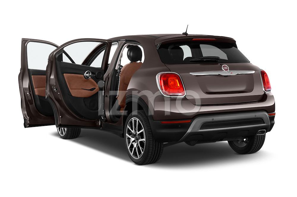 Car images of 2017 Fiat 500X Trekking 5 Door SUV Doors