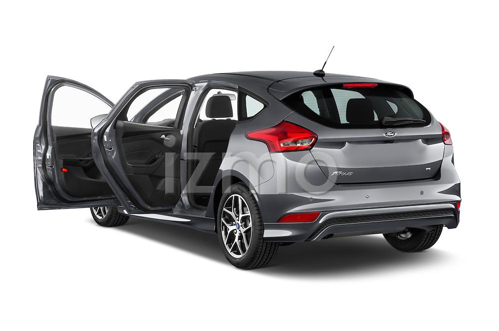 Car images of a 2015 Ford Focus Trend 5 Door Hatchback 2WD Doors