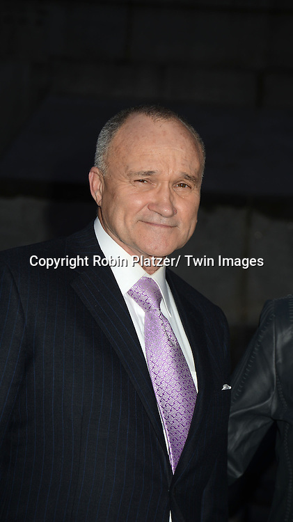Ray Kelly attends the Vanity Fair Party for the 2013 Tribeca Film Festival on April 16, 2013 at State Suprme Courthouse in New York City.