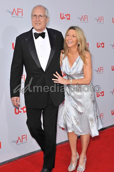 12 June 2008 - Hollywood, California - Chevy Chase. 36th AFI Life Achievement Award tribute to Warren Beatty held at the Kodak Theatre. Photo Credit: Jaguar/AdMedia