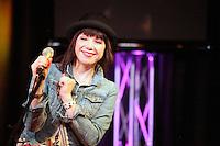Primero Justn Beiber artista que ha firmado, Carly Rae Jepson visita WIOQ Teatro Performance iHeart en Bala Cynwyd, PA 12 de abril de 2012.<br /> (*Foto©Tirador*Estrella/MediaPunch/NortePhoto*)<br /> **Solo*Venta*en*Mexico**