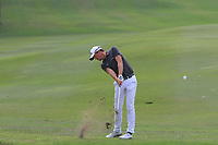 Alexander Bjork (SWE) on the 6th fairway during Round 4 of the UBS Hong Kong Open, at Hong Kong golf club, Fanling, Hong Kong. 26/11/2017<br /> Picture: Golffile | Thos Caffrey<br /> <br /> <br /> All photo usage must carry mandatory copyright credit     (&copy; Golffile | Thos Caffrey)
