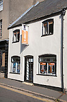 Specialist shop selling comics in Highworth, Wiltshire, England, UK