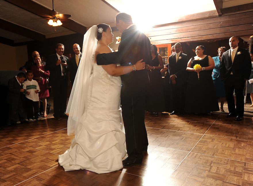 Arthur and Cherish wedding