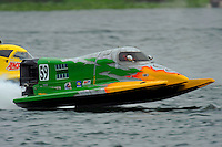 Tyler Welch (#59) and Terry Rinker (#10)     (Formula 1/F1/Champ class)