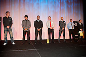 Sportsman of the Year finalists. Counties Manukau Sport  Sporting Excellence Awards held at TelstraClear Pacific Events Centre, Manukau City, on December 10th, 2009.