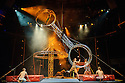 "Finnish circus troupe ""Race Horse Company"" present the UK premiere of their show ""Super Sunday"", at the Roundhouse, as part of CircusFest 2016. Performers are: Odilon Pindat, Rauli Kosonen, Petri Tuominen, Hannu Abouce Muhonen, Mikko Karhu, Kalle Lehto."