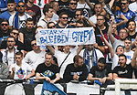 19.05.2019,  GER; 2. FBL, Hamburger SV vs MSV Duisburg ,DFL REGULATIONS PROHIBIT ANY USE OF PHOTOGRAPHS AS IMAGE SEQUENCES AND/OR QUASI-VIDEO, im Bild Feature die Fans des HSV unterstuetzen ihren Verein Foto © nordphoto / Witke