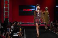 S&Atilde;O PAULO-SP-03.03.2015 - INVERNO 2015/MEGA FASHION WEEK -Grife Pitanga/<br /> O Shopping Mega Polo Moda inicia a 18&deg; edi&ccedil;&atilde;o do Mega Fashion Week, (02,03 e 04 de Mar&ccedil;o) com as principais tend&ecirc;ncias do outono/inverno 2015.Com 1400 looks das 300 marcas presentes no shopping de atacado.Br&aacute;z-Regi&atilde;o central da cidade de S&atilde;o Paulo na manh&atilde; dessa segunda-feira,02.(Foto:Kevin David/Brazil Photo Press)