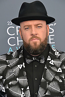 Chris Sullivan at the 23rd Annual Critics' Choice Awards at Barker Hangar, Santa Monica, USA 11 Jan. 2018<br /> Picture: Paul Smith/Featureflash/SilverHub 0208 004 5359 sales@silverhubmedia.com