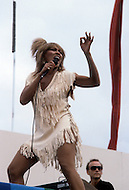 San Francisco, CA &ndash; August 28th 1982<br /> The first Gay Olympic game, the opening ceremony, Tina Turner performing.