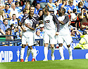24/05/2008   Copyright Pic: James Stewart.File Name : sct_jspa31_qots_v_rangers.DAMARCUS BEASLEY CELEBRATES SCORING RANGERS SECOND.James Stewart Photo Agency 19 Carronlea Drive, Falkirk. FK2 8DN      Vat Reg No. 607 6932 25.Studio      : +44 (0)1324 611191 .Mobile      : +44 (0)7721 416997.E-mail  :  jim@jspa.co.uk.If you require further information then contact Jim Stewart on any of the numbers above........