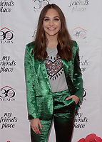 HOLLYWOOD, CA - APRIL 7:  Maddie Ziegler at the My Friend's Place 30th Anniversary Gala at the Hollywood Palladium on April 7, 2018 in Hollywood, California. (Photo by Scott KirklandPictureGroup)