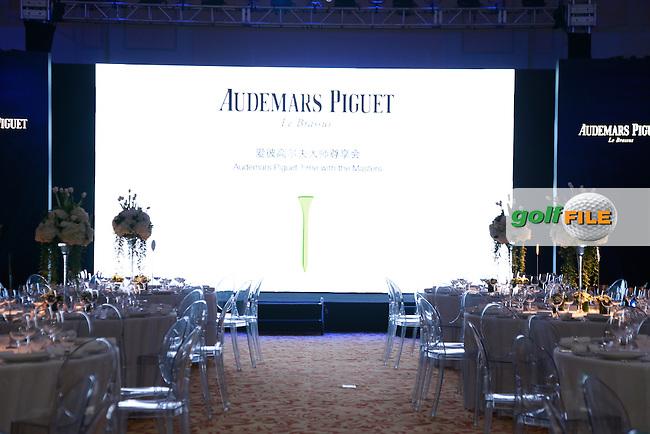 Audemars Piguet customer day Lenhai International Golf Club, Shanghai China.<br /> Picture Fran Caffrey   Golffile<br /> <br /> All photo usage must carry mandatory copyright credit (&copy; Golffile   Fran Caffrey)