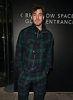 Robert Konjic at the LFW (Men's) a/w2018 Oliver Spencer catwalk show, BFC Show Space, The Store Studios, The Strand, London, England, UK, on Saturday 06 January 2018.<br /> CAP/CAN<br /> &copy;CAN/Capital Pictures